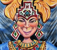 aztec-woman