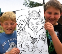 brothers-caricature
