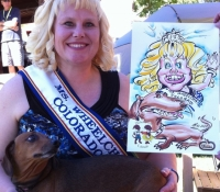Colorado Caricature Artist for Events