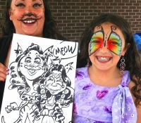face-painted-caricatures