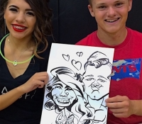 post-prom-caricatures