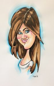 Caricature Art from Photo Denver, CO