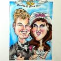 Wedding poster.