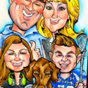 Family Caricatures