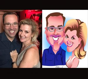 Caricature Artist for Events in CO