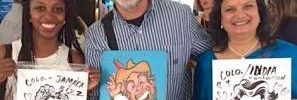 Caricature Artist for Events