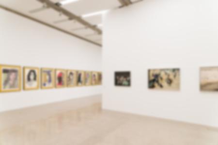 Art museum room